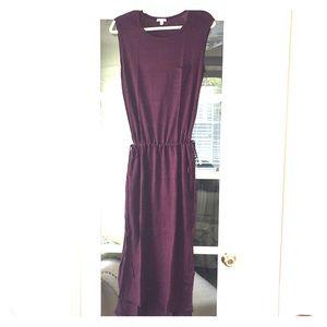 Gap Linen Maxi Dress